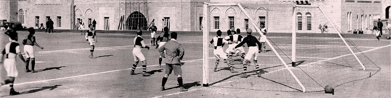 fotboll historia