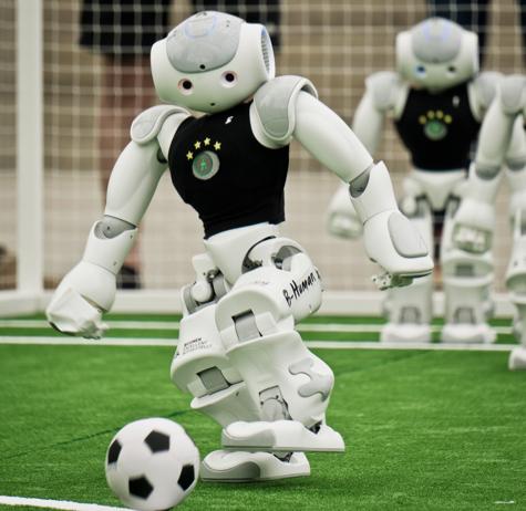robotfotboll