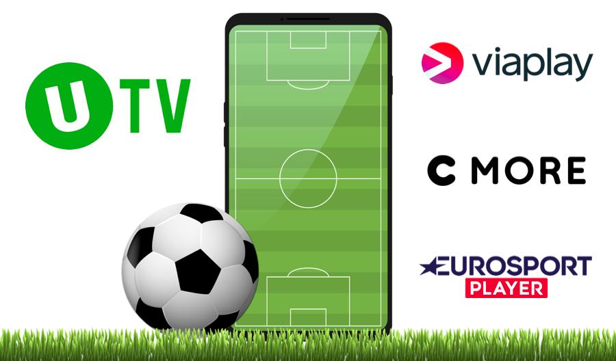 mobil med fotboll live stream